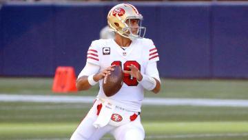 Garoppolo continuará en los 49ers a pesar de su notable irregularidad