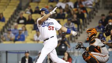 Albert Pujols está disputando su primera campaña con los Dodgers
