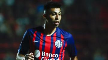 Juan Ramírez quiere jugar en Boca.