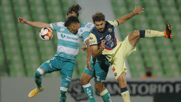 Henry Martín - Soccer Forward, Eduardo Aguirre, Alan Cervantes