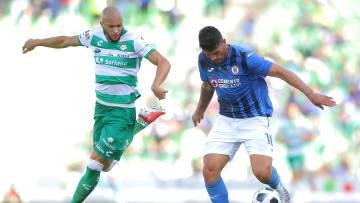 Santos Laguna v Cruz Azul - Torneo Grita Mexico A21 Liga MX