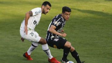 Santos vem de empate sem gols contra o Corinthians no Campeonato Brasileiro