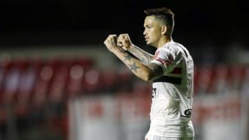 Peça importante do São Paulo desde a temporada passada, Luciano vem sendo prejudicado por lesões em 2021.
