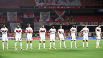 Sao Paulo v River Plate - Copa CONMEBOL Libertadores 2020