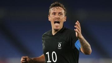 Max Kruse hofft mit dem deutschen Team auf den Viertelfinal-Einzug