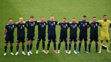 Scotland were beaten by the Czech Republic on Monday
