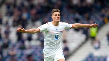 Schick a inscrit le but de cet Euro 2020