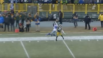 Cowboys WR Dez Bryant's controversial no-catch call against the Packers was five years ago today.
