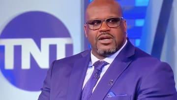 Shaq NBA on TNT