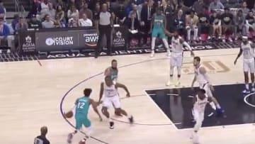 Memphis Grizzlies rookie Ja Morant crossed up Los Angeles Clippers star Kawhi Leonard