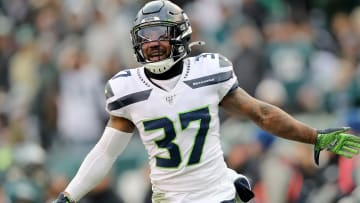 Seattle Seahawks safety Quandre Diggs
