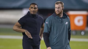 Carson Wentz and Jalen Hurts will be compared heavily in 2021.