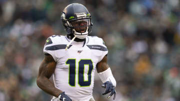 Free agent WR Josh Gordon as a member of the Seattle Seahawks
