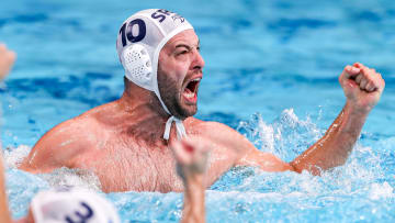 Hungary vs Spain prediction, odds, betting lines & spread for men's Olympic water polo bronze medal game on Sunday, August 8.