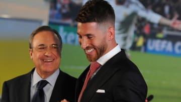 Verdammt dazu, sich zu verstehen: Real-Boss Florentino Pérez und sein Kapitän Sergio Ramos