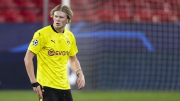 Chelsea are reportedly lining up a bid for Erling Haaland