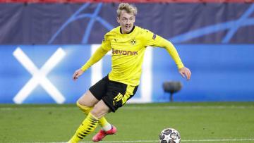 Julian Brandt will sich beim BVB wieder empfehlen