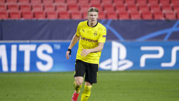 Erling Haaland has been linked with a switch away from Borussia Dortmund