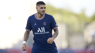 Icardi has no intention of jumping ship