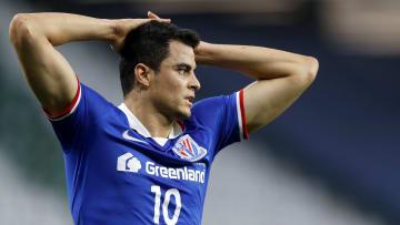 Moreno se ha mantenido fuera del radar de la selección al jugar en China