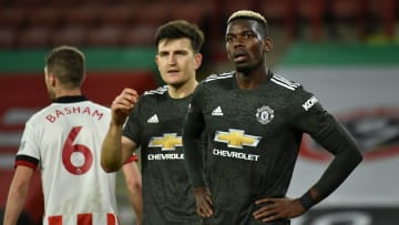 Paul Pogba and Harry Maguire are two of the most expensive transfers in Manchester United's history
