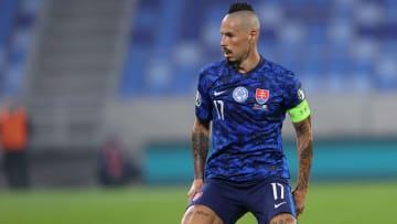 Marek Hamsik, Slovakya Milli Takımı formasıyla