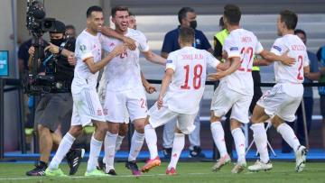 Spain will meet Croatia in the Euro 2020 last 16