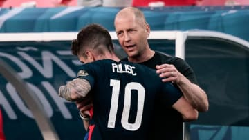 Berhalter restored Pulisic to the line-up for the full 90 minutes against Canada.