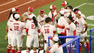 Canada vs Japan Olympic women's softball odds & prediction on FanDuel Sportsbook.
