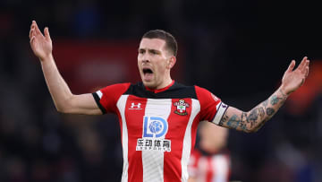 Pierre-Emile Højbjerg has just one year left on his Southampton deal.