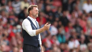 Ralph Hasenhuttl has begun the season with a sartorial change but without any Premier League wins for Southampton so far