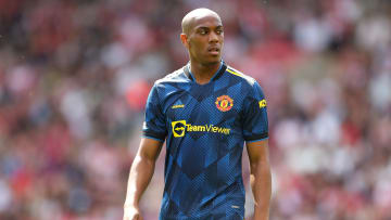 Anthony Martial is staying at Manchester United