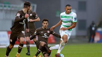 Das Kleeblatt will am Millerntor den nächsten Schritt in Richtung Bundesliga machen