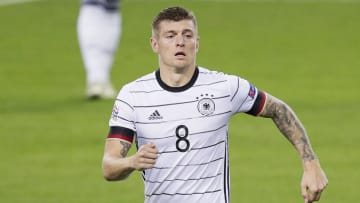 Toni Kroos has been ruled out of Germany's upcoming clashes through injury
