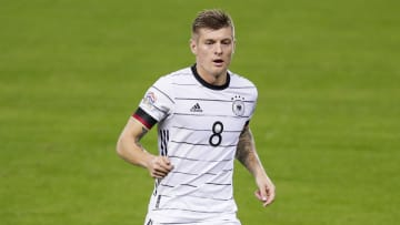 Toni Kroos is set to call time on his international playing career