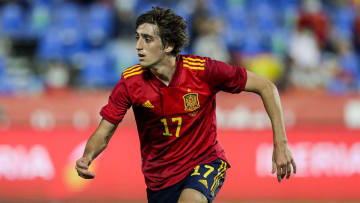 Gil has signed a five-year deal with Spain