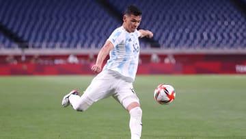 Argentina en los Juegos