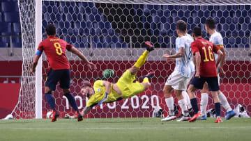 Gol de Mikel Merino