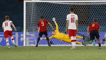 Moreno's missed penalty cost Spain in the end