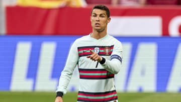 CR7 has been Portugal's main man for well over a decade
