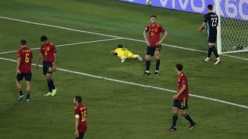 Spanien kam gegen Schweden nicht über ein torloses Remis hinaus
