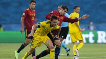 Morata no es el 9 más indicado para España