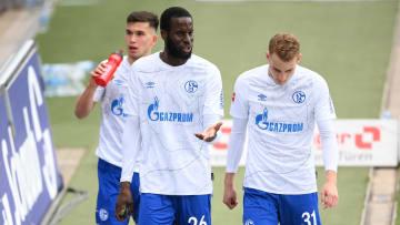 Salif Sané soll Schalke auch in der zweiten Liga erhalten bleiben