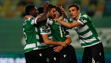 Sporting won the league