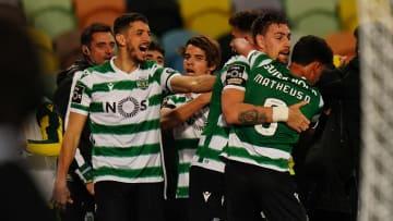 Sporting CP v CD Santa Clara - Liga NOS