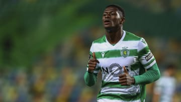 Manchester United have been linked to another impressive Sporting player...