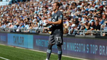 defender  Chase Gasper signs contract extension with Minnesota United FC