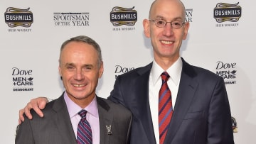 Adam Silver, Rob Manfred