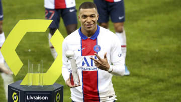 Kylian Mbappe has entered the final year of his contract