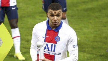 Kylian Mbappe has been linked with a move to Real Madrid